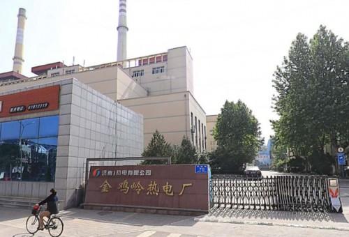 济南金鸡岭热电厂循环水系统由普尼奥全面保障