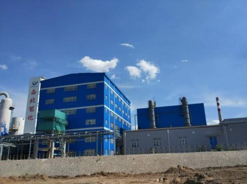 普尼奥全盘接手西北能化全套水处理工艺